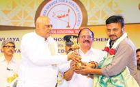 Shri B Nagi Reddi Memorial Award for 'Kumki'