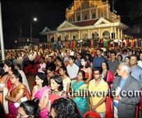 Mangaluru: Christmas Eve Mass at St Francis Xavier Church, Bejai