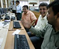 Bajaj Finserv up 8% on buy-out plans of insurance units