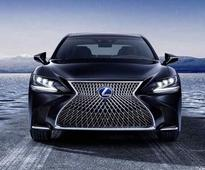 Lexus LS 500h to be Launched Soon