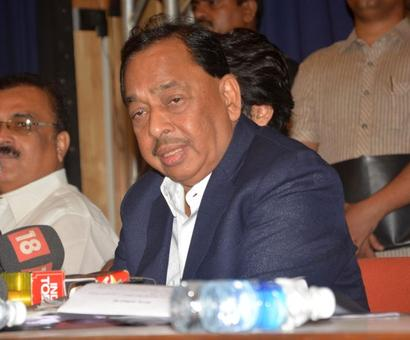 Ex-Congress leader Narayan Rane floats new party