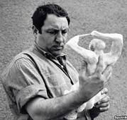 Sculptor denounced by Khrushchev, hailed by Putin