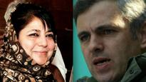 Omar Abdullah congratulates CM Mehbooba Mufti on being re-elected as PDP chief