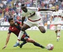 AC Milan call up striker Balotelli (Reuters)