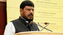 Union minister Ramdas Athawale asks Dalits to renounce Hinduism, embrace Buddhism