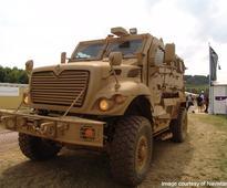Deals this week: KEYW, Lockheed Martin, Navistar Defense