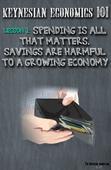 Keynesian Economics 101 (In 4 'Simple' Lessons)