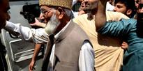 Talks within Indian Constitution not acceptable: Geelani