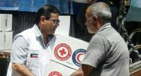 Lebanon: Red Cross and Red Crescent support refugees during Ramadan