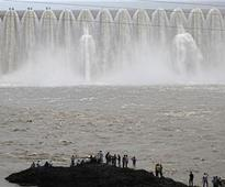 'Water level of 91 major reservoirs drops 2%'