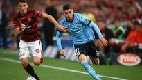 Sydney FC steal another A-League derby win over the Wanderers with a Shane Smeltz belter