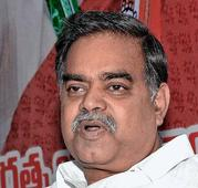 Cong. against diversion of Eluru Canal for airport expansion