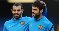 Mascherano on road to recovery