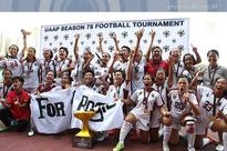 UP scores rare golden double in UAAP football
