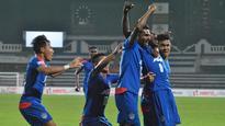 Vineeth hat-trick powers BFC to 3-0 win over Mumbai FC