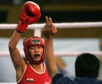Asian Women's Boxing Championships: L Sarita Devi, Sonia Lather advance to semi