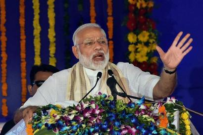 PM slams previous govts for not fulfilling promises