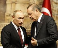 EU officials fear plans for gas pipeline linking Turkey and Russia will strengthen Moscow