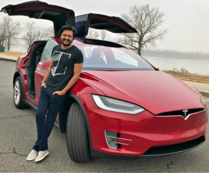 All you need to know about Riteish Deshmukh's birthday Tesla X