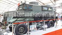 Vehicle Factory Jabalpur MPV, a star attraction