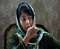 J&K has suffered due to Indus Treaty: Mehbooba