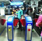 (Un)smart gate stumps Metro