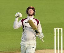 Ben Duckett's unbeaten century guides England Lions to win over Pakistan A