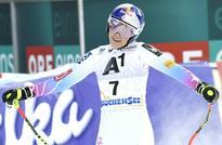 Vonn 13th on return to slopes, Scheyer wins in Austria