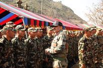 Fortnight-long Indo-Nepal military exercise begins on Monday