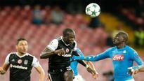 Aboubakar double helps Besiktas down Napoli