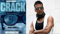 Akshay Kumar denies rumors of 'Crack' being SHELVED!