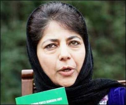 J&K CM Mehbooba links lifting of AFSPA to end to terrorism