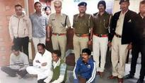 Two minor girls sold, raped in Banaskantha; four arrested