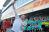 WORLD SPORTS: Day three off lead, Rosberg makes it 7 wins in a row