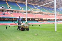Millennium Stadium Choose CWC for All Spraying Applications