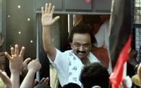 Tamil Nadu crisis: FIR against Stalin for DMK protest at Marina Beach