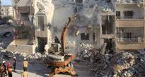 Syria opposition accuses Russia of using incendiary bombs