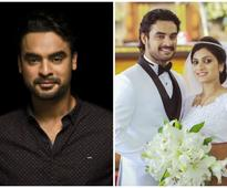 Ennu Ninte Moideen-fame Tovino Thomas, wife Lidiya blessed with a baby
