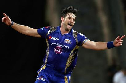 IPL: McClenaghan replaces Behrendorff for Mumbai Indians