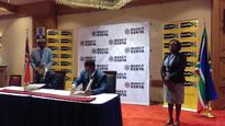 SA and Kenya sign MoU on investment cooperation