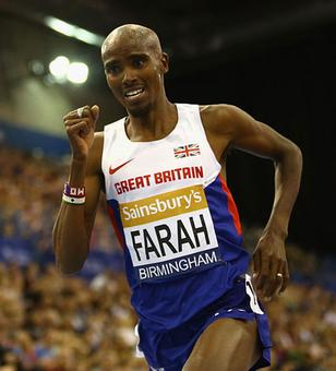 Farah injection before 2014 London Marathon was not recorded - doctor