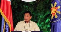 Rodrigo Duterte sworn in as Phillipines president