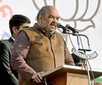 Second innings: Amit Shah takes over as BJP president again; Advani, Joshi skip meeting