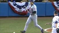 16 years ago today, Roger Clemens hurled a jagged bat shard toward Mike Piazza