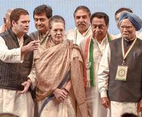 AICC plenary: Rahul Gandhi says he wants to break 'walls' within Congress