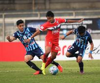 I-League: Minerva, DSK Shivajians play out goalless draw