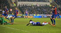 Crystal Palace continues FA Cup run with 2-0 win vs Reading