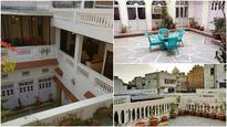 Walled City: From a 200-year-old haveli to a modern cafe and lounge