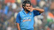 WATCH | INDvSL, 2nd ODI: On 2nd marriage anniversary, Rohit Sharma gifts 3rd double-ton to wife