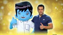 Salman Khan and Kris from Cartoon Network share 5 invaluable life lessons for kids!